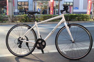 コスパ最強クロスバイク!初めて乗るなら NESTO LIMIT2-K