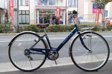 2万円台で人気のシティサイクル 276ペンタスシティ