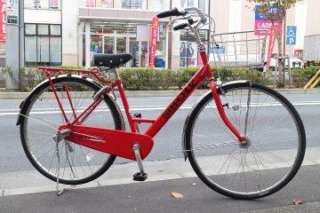 丈夫でオシャレな自転車 ブリヂストン ステップクルーズデラックス