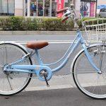 可愛くて大人っぽい♪女の子向けお子様用自転車 ブリヂストン リコリーナ入荷しました!