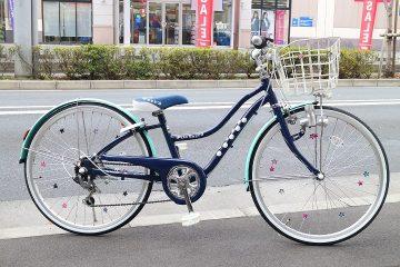 女の子向け♪キラキラかわいい自転車☆☆☆ ブリヂストン ワイルドベリー