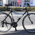 人気のクロスバイク GIOS ミストラル ブラックカラーも売れてます!