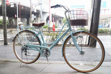 使いやすいおしゃれな自転車ありますよ♪マルイシ ポーリア