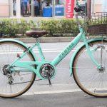 カワイイ自転車が入荷しましたよ♪ ペンタスジュニア