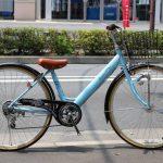 あなただけのオリジナル自転車に♪ママチャリもカスタムやってます!