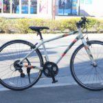 コスパが高いクロスバイク ネスト リミット2 新色入荷!