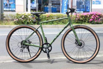 MARINの人気クロスバイク NICASIO SE 入荷してます!