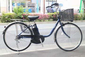 10万円でお釣りが来ちゃう電動アシスト自転車♪ パナソニック ビビSX