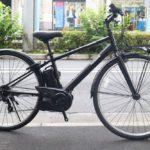 通勤・通学におススメ!スポーツタイプの電動アシスト自転車 パナソニック ベロスター