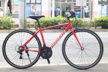 "<span class=""title"">3万円台のオススメクロスバイク♪サードバイクス フェスクロス!</span>"